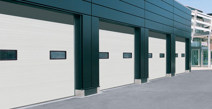 Hormann H-325S / H-324S Sectional Steel Doors : horman doors - pezcame.com