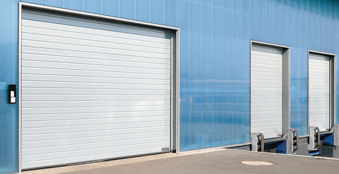 Hormann H-425U Sectional Steel Doors & Commercial Doors by Hörmann