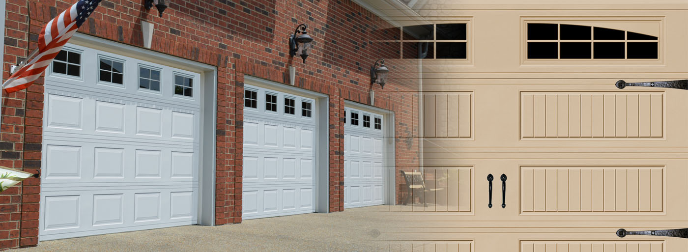 Gemini residential garage doors for 18x8 garage door