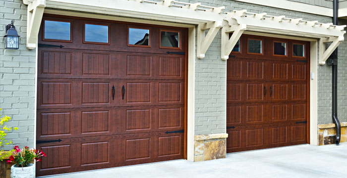 Orion With TimberLast™ Garage Doors Collection