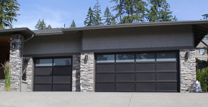 Solaris Garage Door Options